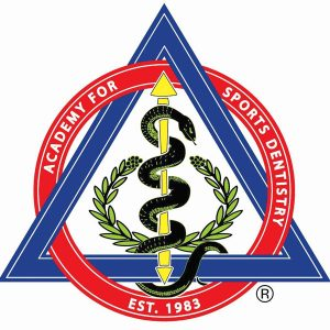 Logo of the academy for sports dentistry